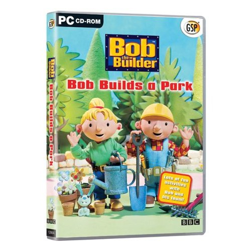 bob the builder builds a park