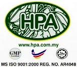Bisnes HALAL HPA