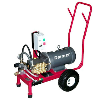 Pressure Washers Equipment