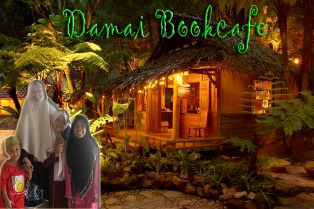 damai bookcafe