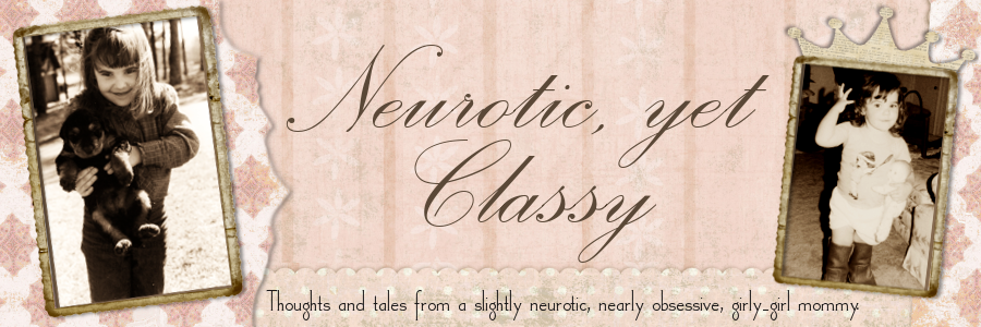Neurotic, Yet Classy