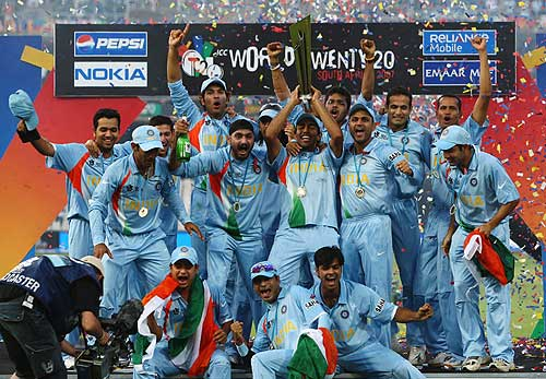 T20 WORLD CUP 2009