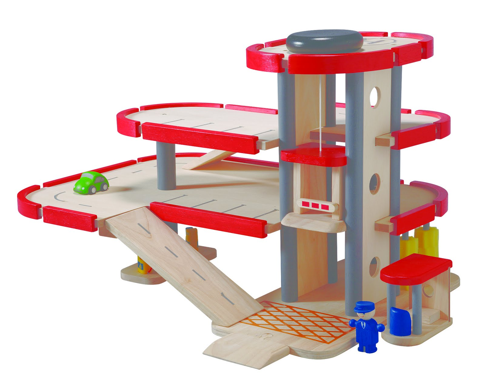 Plan Toys Garage Reviews, Jul... - Amazing Wood Plans