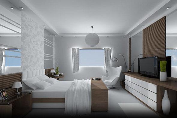 decoracao de interiores quarto de casal:Postado por Daniela Pereira às 18:33