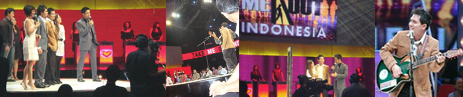 ' Loan Sihombing'  Take Me Out Indonesia