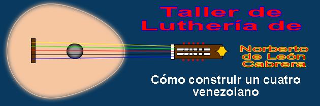 Como construir un cuatro venezolano