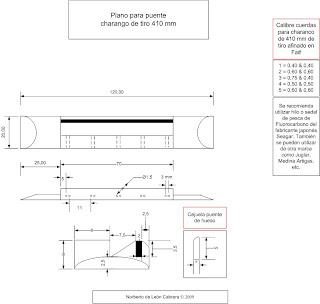 Como construir un charango laukeado o excavado