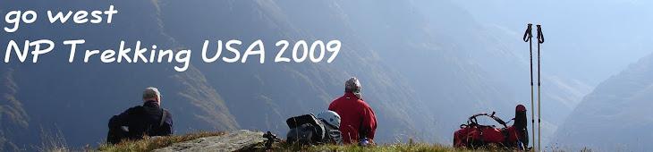 Andrea  und Reiner USA 2009