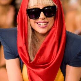 Fashion of Lady Gaga