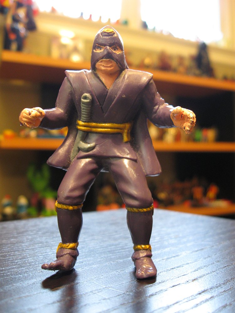 the mysteries of the ninja The mystery ninja is an enemy from final fantasy vii she attacks the party in random encounters around the world map in forest areas, and her level and stats increase with the party's encountering the mystery ninja is needed to recruit yuffie.