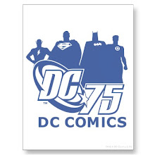 DC COMICS 75 YEARS