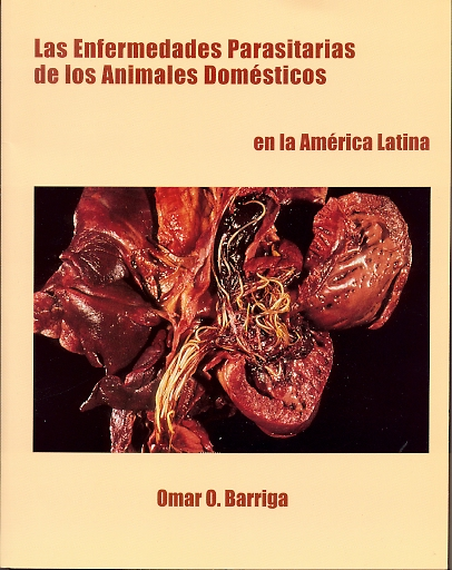 libros de veterinaria parasitos en animales