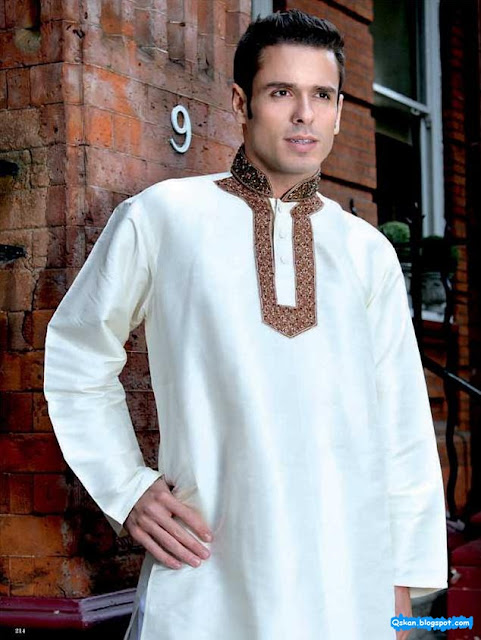 Shalwar Kameez Mens Collections_Pakistani Men Fashion