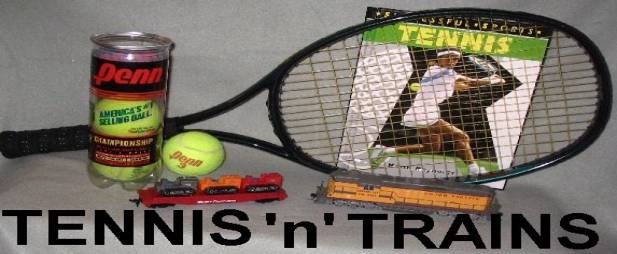 TENNIS n TRAINS