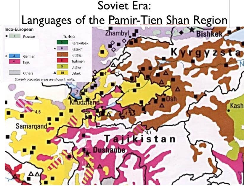 Geopolitika Ethnic Tensions In Central Asia Autochthonous And