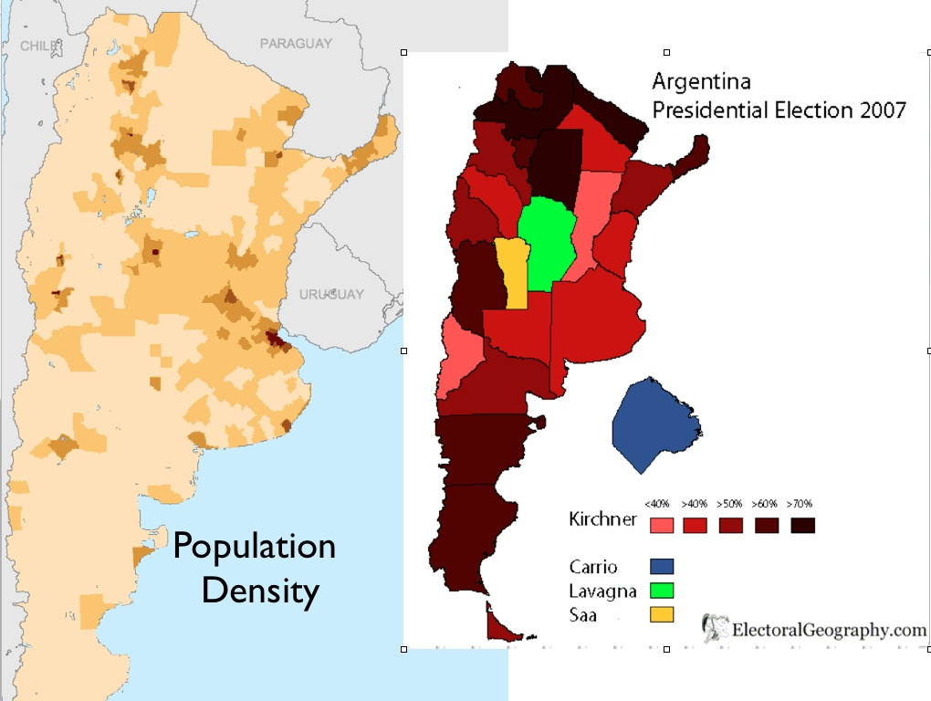 Argentinas Regional Disparities And The Rise Of Neuquén GeoCurrents - World religion map by national subdivision