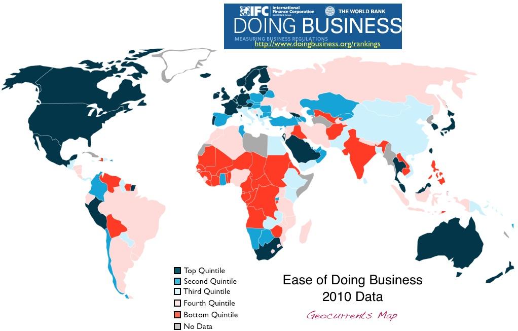 GeoCurrents Maps of the World & World Regions | GeoCurrents