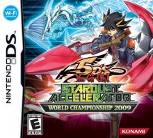 Yu-Gi-Oh! 5D`s Stardust Accelerator: World Championship 2009 (U)