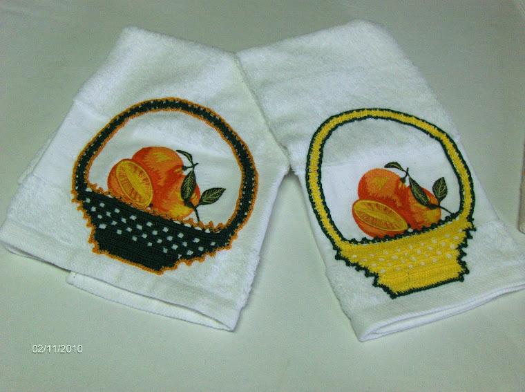 toalhas da louça  7€