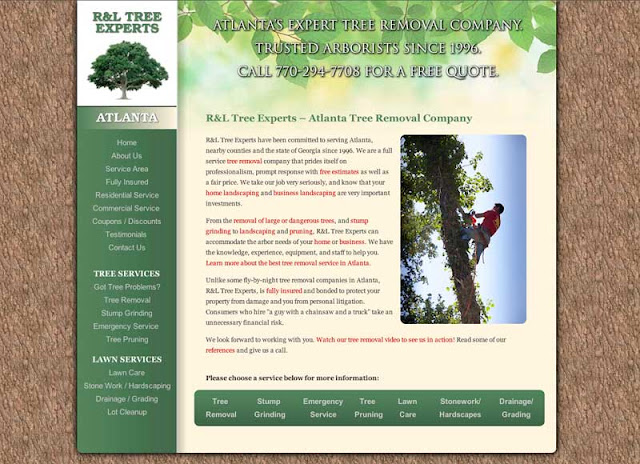 Atlanta Tree Removal - R&L Tree Experts