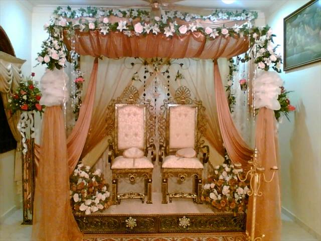 Pelamin Wrough Iron Petak