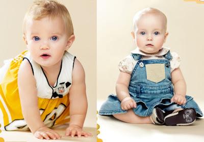 Bebek Giyim Örnekleri