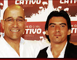 Mário Batista e Bruno Moura