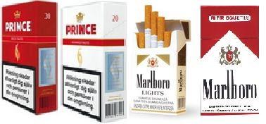 starka cigaretter