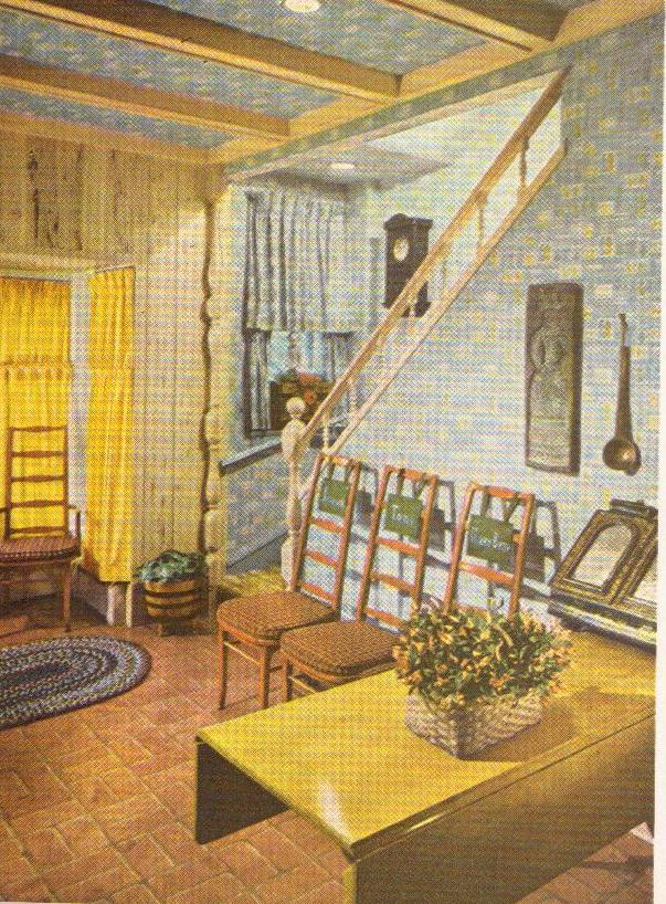 In zeal and awe from the practical encyclopedia of good for 1970 interior design ideas