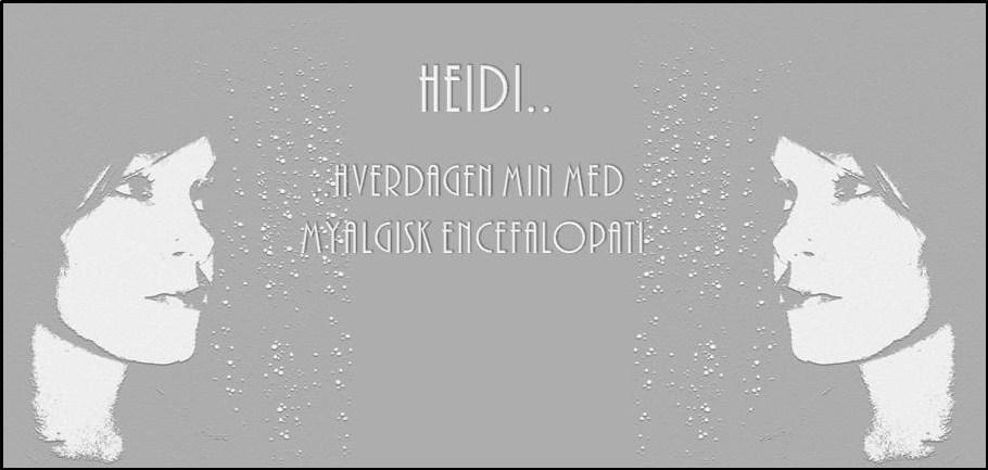 Heidis blogg