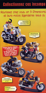 collection moto joe bar team hachette figurines