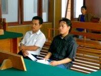 Persidangan Kasus Aksi di Kejati Banten