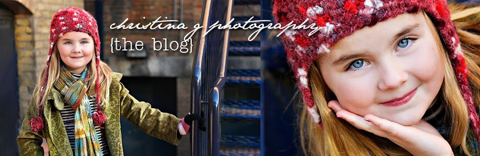 Christina G Photography {the blog}