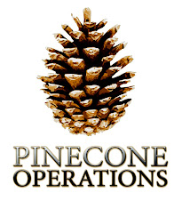 All photos and text  Pinecone Operations 2006-present.
