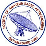 Miembro :  SARA ( Society of Amateur Radio Astronomers).