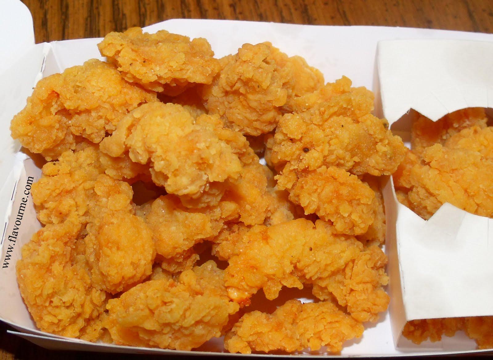 FTF: Cajun Popcorn Shrimp