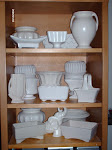 Matte White Pottery