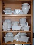 Matte White Pottery