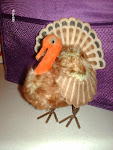 Steiff Turkey