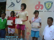Prestasi Atlet BARUNA Swimming Club