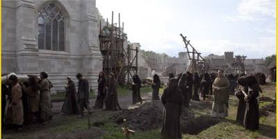 Este martes 14 de septiembre se estrena la serie Los Pilares de la tierra en Cuatro.