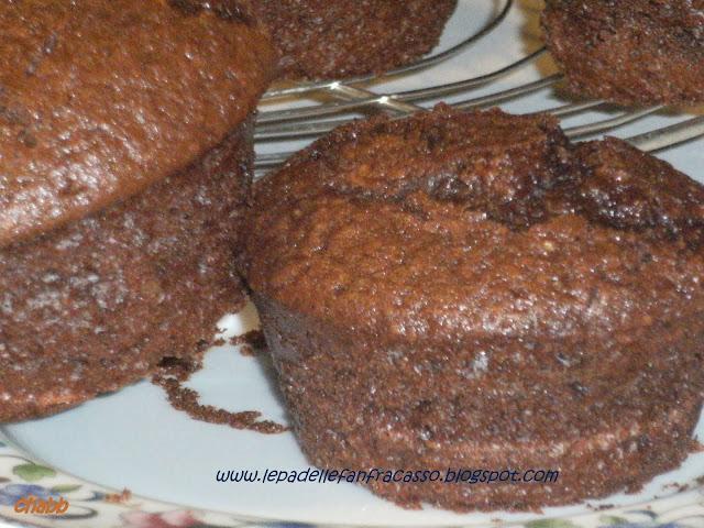ricetta muffin alla menta
