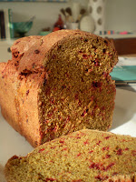 Beetroot, Dill & Caraway Rye Bread