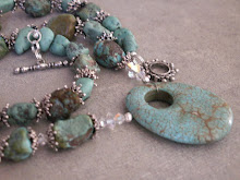 Earthy Turquoise...