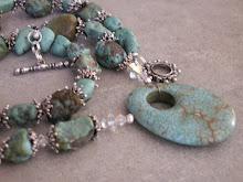Earthy Turquoise...