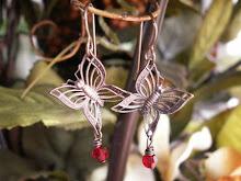 Scarlet Butterfly...