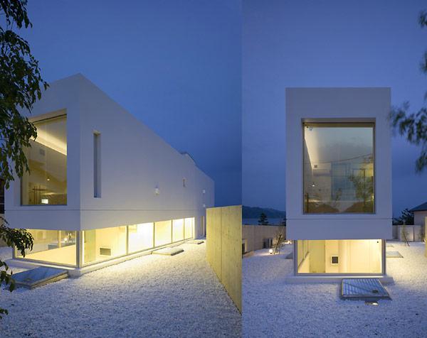 Living in designland interior vivienda garden and sea for Vivienda interior