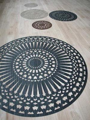 Living in designland alfombra de vinilo - Alfombra de vinilo ...
