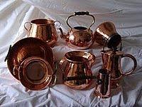 Experiencias de ciencias en el ies la coma pulir metales - Objetos de cobre ...