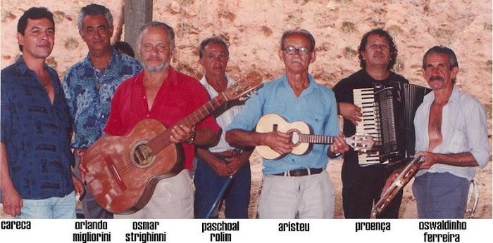 Artistas de Itararé, Boêmios